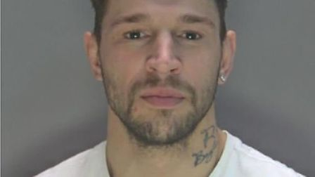 Police are appealing for the publics help in tracing wanted 29-year-old Danny Braybrooks. Picture: H
