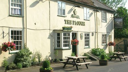 The Plough, Great Chesterford.
