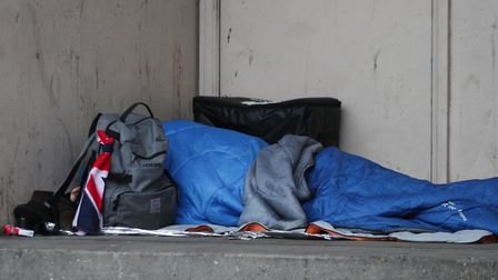 Stevenage Borough Council is helping the homeless self-isolate safely during the coronavirus pandemi