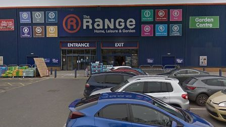 The Range have so far remained open for business during lockdown. Picture: Google Maps