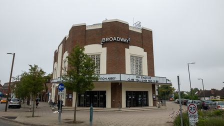 The Broadway Cinema & Theatre in Letchworth will remain closed with all performances cancelled until