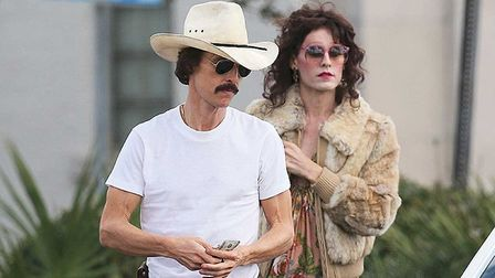 Matthew McConaughey and Jared Leto won best actor and best supporting actor for The Dallas Buyers Cl