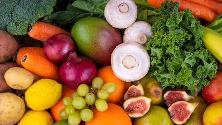 If you are struggling to get out and do your essential food shop, a fruit and veg box could do the t