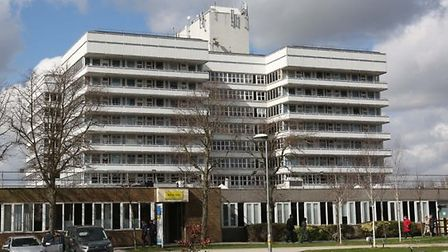 East and North Hertfordshire NHS Trust, which runs the Lister Hospital, has now recorded 100 deaths.