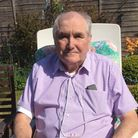 70-year-old Fred Dyke shares the story of the 'miraculous coincidence' which saved his life. Picture