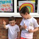 The adult tee costs £15, while kids tees cost £10. Picture: One Choice Apparel