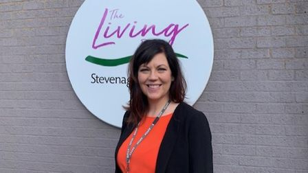 Adrienne Arthurs, chief executive of addiction treatment charity The Living Room, says the grant wil