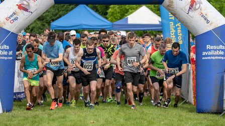 The Hitchin Hard Half Marathon has been cancelled this year, meaning Rotary Club Hitchin Tilehouse w