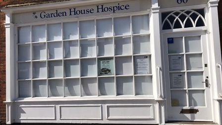 Two thirds of Garden House revenue comes from fundraising events, shops, eBay and donations. Pictur