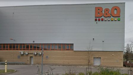 B&Q has reopened nearly half of its UK stores. Picture: Google