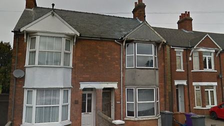 Hitchin's Upper Tilehouse Street. Nos. 61 (L), 62, (M) and 63 (R). Picture: Google