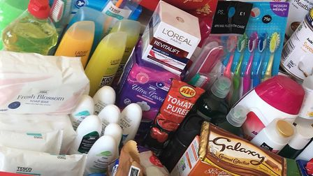 10,000 food parcels have been delivered to vulnerable Hertfordshire residents since the coronavirus