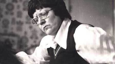 Jean Young was an author for the BBC's popular radio show, 'Listen with Mother'. Picture: Kevin Orra