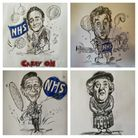 Aidan Farr's 'CARRY ON NHS' collection will be displayed at Lister Hospital. Picture: Aidan Farr
