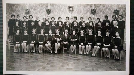 Stevenage Ladies' Choir formed on May 23, 1960. Picture: Courtesy of Nicole Vaughton