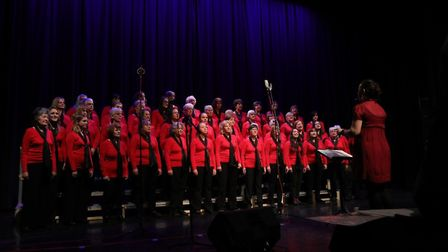 Stevenage Ladies' Choir has been forced to cancel its concerts and 60th anniversary celebrations, bu