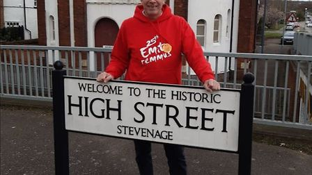 Jim Brown served as a borough councillor for the Old Town ward for eight years. Picture: Jim Brown