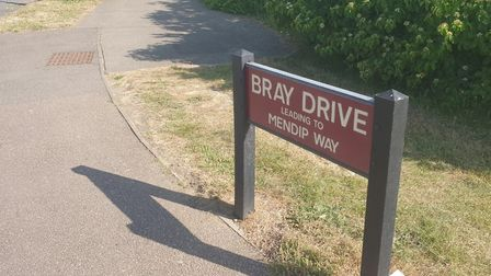 Bray Drive in Great Ashby. Picture: Georgia Barrow
