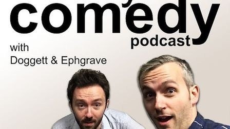 Doggett & Ephgrave's More Than Mostly Comedy Podcast