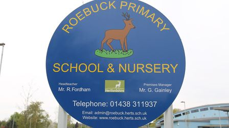 Public Health England has made testing available to all Roebuck pupils and staff. Picture: Harry Hub