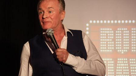 Bobby Davro will be interviewed for Glyn Doggett and David Ephgrave's More Than Mostly Comedy Podcas