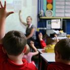 The majority of Herts schools reopened for more pupils this morning. Picture: Dave Thompson/PA Wire