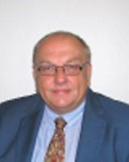 Cllr Tony Ball, Cabinet Member for Economic Development at Essex County Council. Picture: Essex Coun