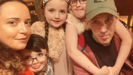 John O'Shea lost his battle with cancer aged just 38, leaving behing his wife Caitriona and children