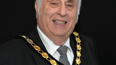 Alan Millard, former chairman of North Herts District Council, has passed away. Picture: Archant