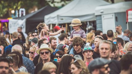 The 14th year of Balstock will now take place in 2021. Picture: Martin Wootton