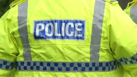Herts police were called to help move travellers from Shephalbury Park, Stevenage. Picture: Archant