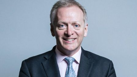 MP Phillip Lee. Photograph: Houses of Parliament.