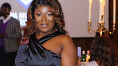 Getrude Acheampong, chair of BeMe Stevenage, has spoken about being Black in Stevenage. Picture: Sup