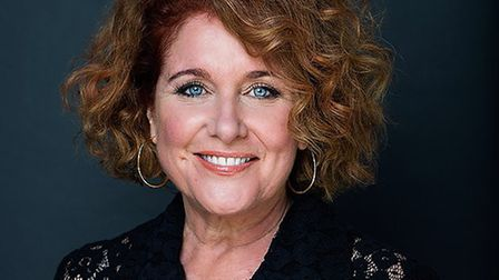 Jan Ravens is the latest star to appear on Mostly Comedy's Zoom interviews. Picture: supplied