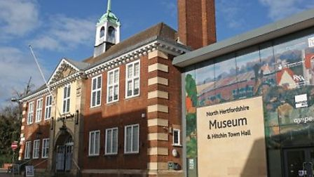 North Hertfordshire Museum will reopen on July, 4 months after the coronavirus lockdown. Picture: Da