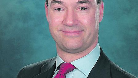 """Nick Carver, chief executive of the East and North Hertfordshire NHS Trust, says he is """"phenomenally"""