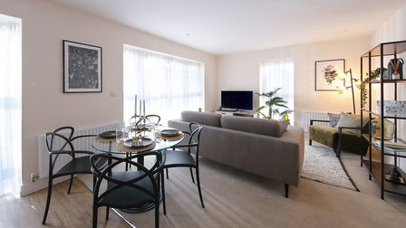 Shared ownership can help you purchase your dream new-build home. Picture: Stu Thomas.com