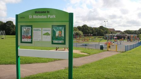 Children's play areas across Stevenage have reopened, as coronavirus lockdown continues to ease. Pic