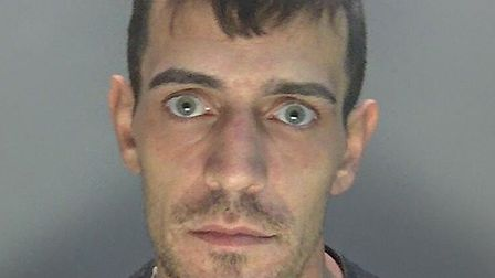Have you seen wanted Karl Marshall-Nichols, 31. Picture: Herts police