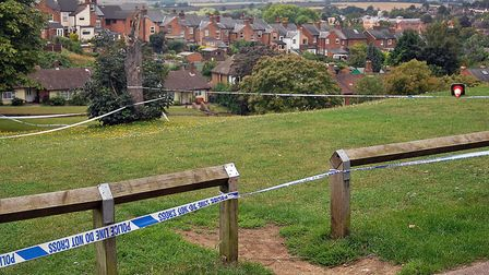 Windmill Hill in Hitchin has become the centre of a debate between residents after anti-social behav