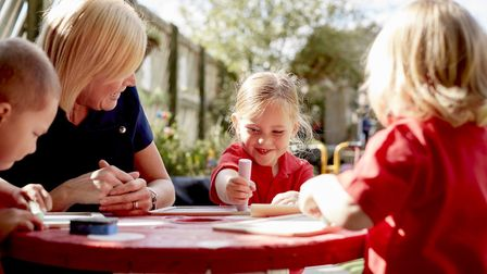 Busy Bees Nurseries in Stevenage will open their doors to the community for the first time since cor