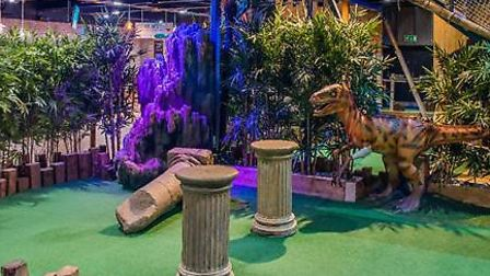 Mr Mulligans Stevenage will reopen on Friday. Picture: Adventure Leisure
