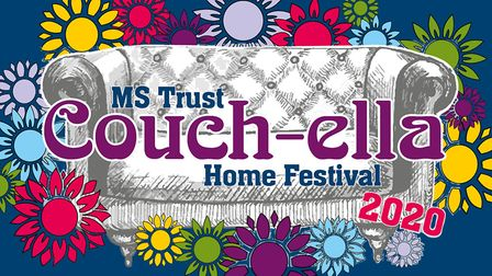 The Couch-ella Home Festival is set for Saturday, August 22. Picture: MS Trust