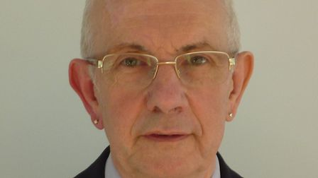 Hitchin Oughton councillor Martin Stears-Handscomb, who leads the Labour group on North Herts Distri