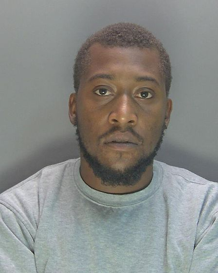 Danovan Jones, 23, was charged with possession of a firearm with intent to endanger life and was sen