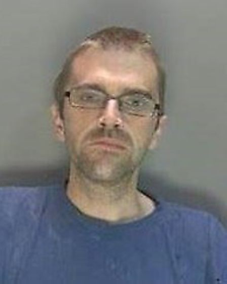 Nathan Mead, 37, was charged with possession of a prohibited weapon and possession of ammunition wit