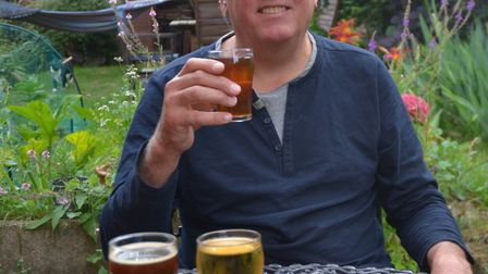 Dave Kenny, chairman of Save The Railway Arms campaign group. Photo: supplied by Dave Kenny.
