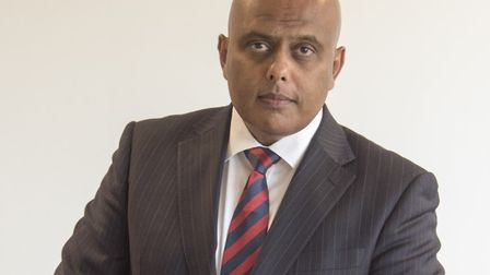 Ayub Khan, Lib Dem councillor for Stansted South and Birchanger. Photo: Supplied by Ayub Khan.