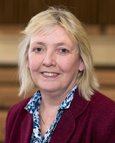 Conservative councillor Susan Barker. Photo: Genesis PR.