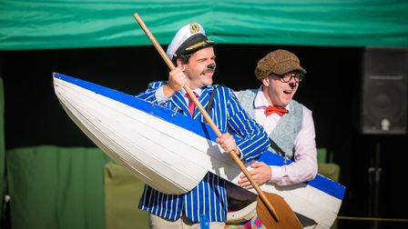 Immersion Theatre will present The Wind in the Willows at Knebworth House. Picture: Supplied by Kneb